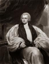Portrait of C J Blomfield